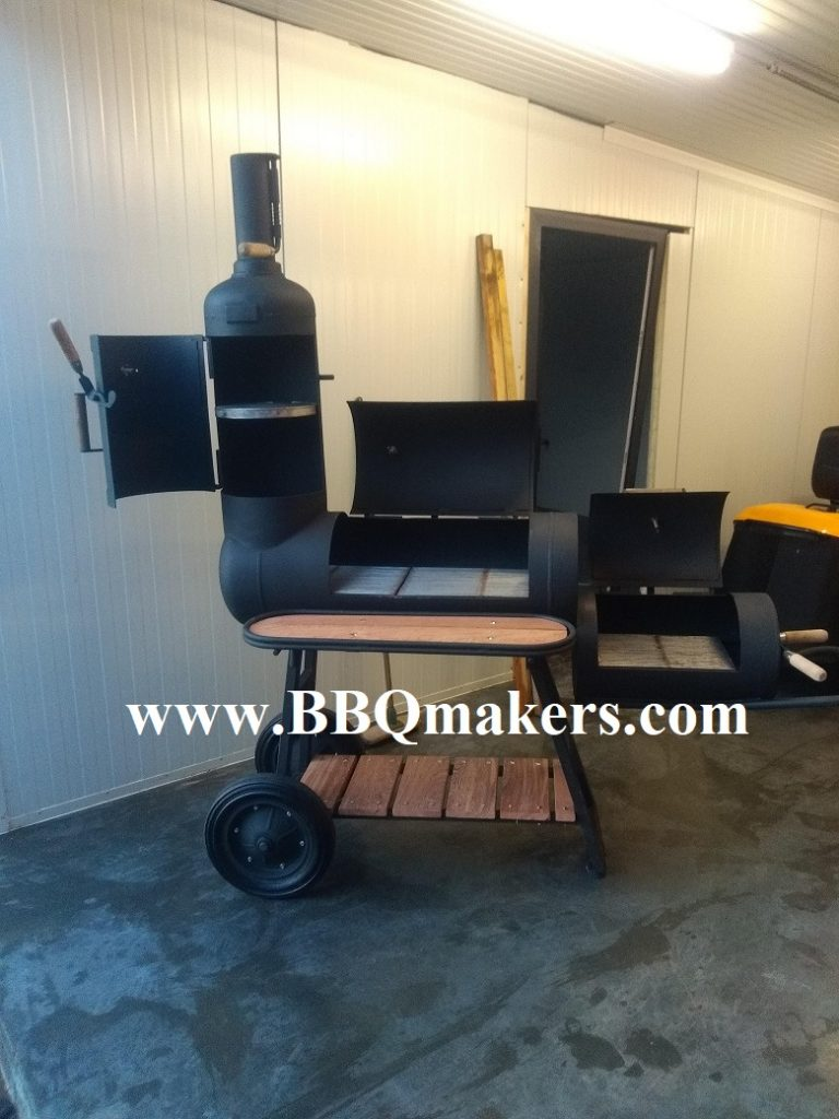 BBQgrill voor smoker